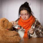 「インフルエンザが流行る」は英語でどう表現する?
