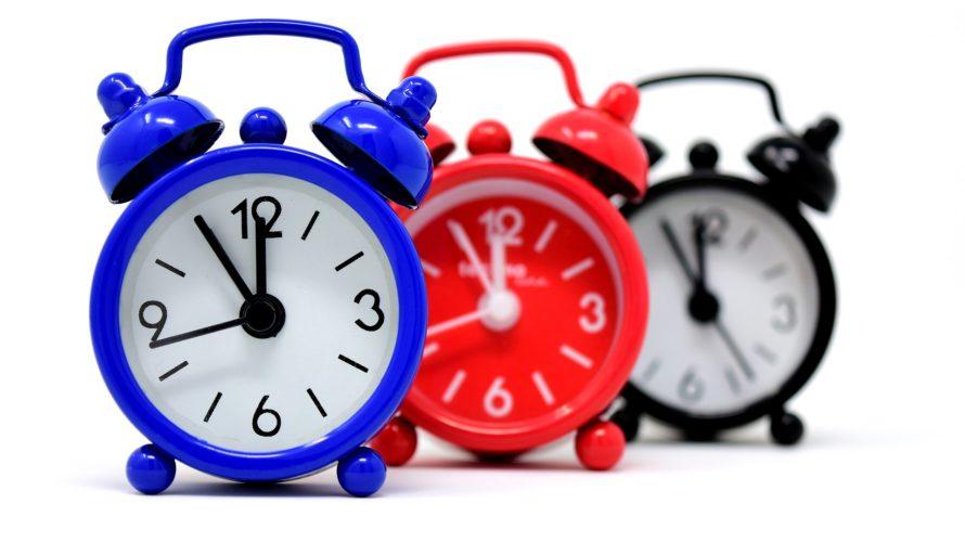 「時間」の基礎を固める