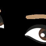 日本人の目の色は「黒」?