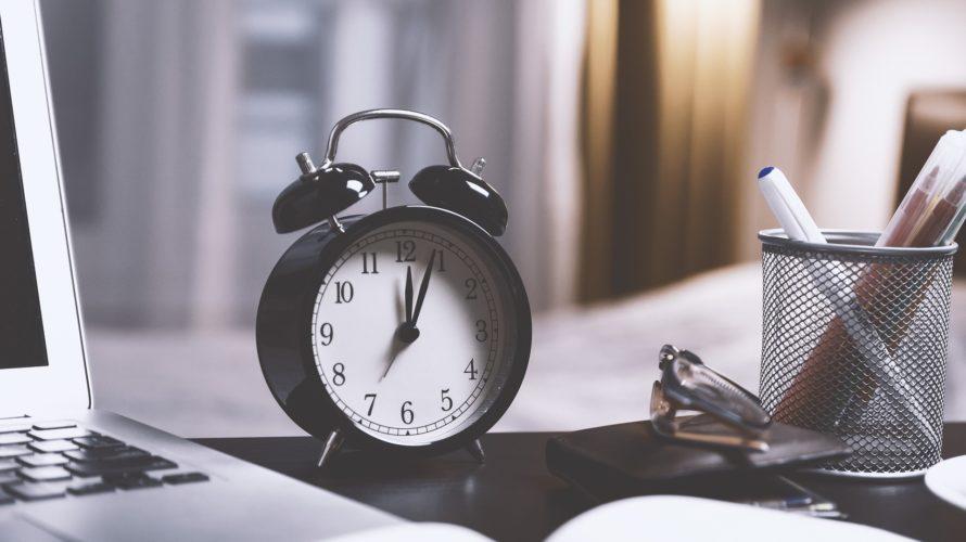 初心者さんにまず必要なモノは「時間」
